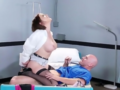 Horny man Johnny Sins oves feeling honey Krissy Lynn unfathomable down her wet pussy