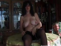 Erotic solo porn with big boobs dark brown hotty