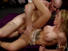 JoyBear Big tits milf Alex Beauty acquires fucked