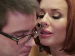 During the time that her daughter is away Veronica Avluv will play