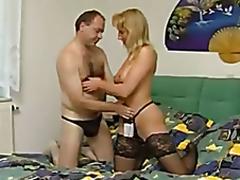 Sexy Mature Pair Sex