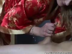 Nasty blonde slut goes crazy blear 8