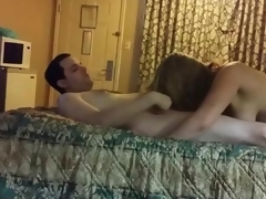 Fucking a outsider in front of my wife