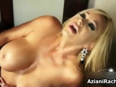 Gorgeous milf hither massive tits needs a dildo