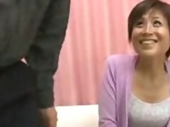 Asian Wife tries to discover say no to Husbands ramrod